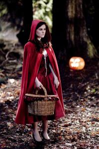 Anna Paquin is hungry for love in Trick r' Treat.
