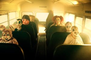 TrickrTreat Bus