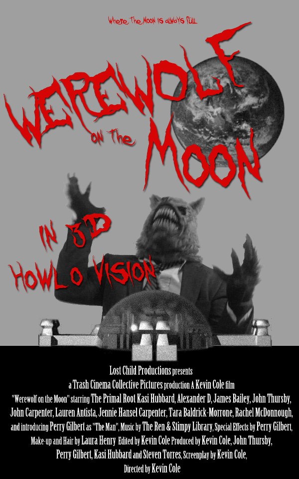 Werewolf on the Moon