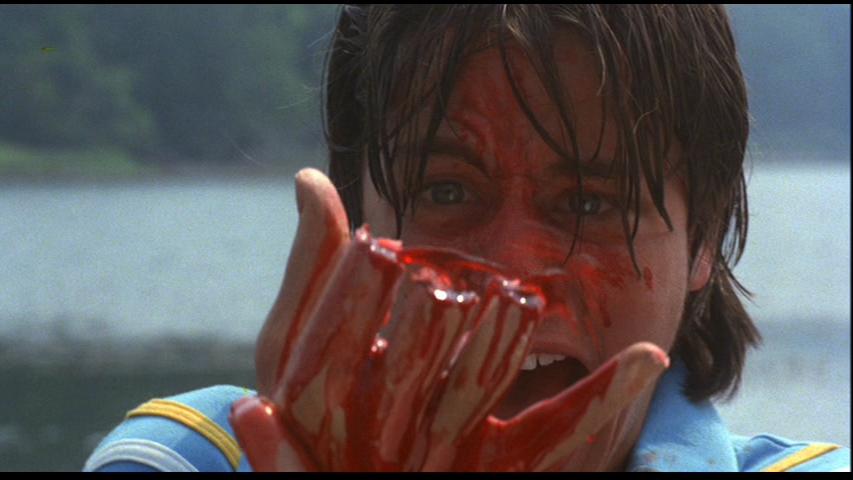 Fingering on Devil's Island can be MURDER!