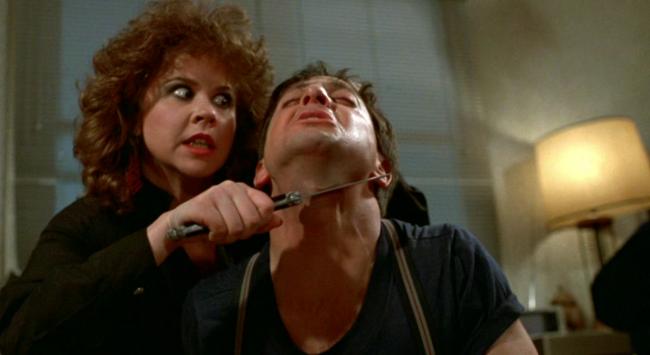 Linda (Crazy Eyes) Blair: Still got the Devil in her