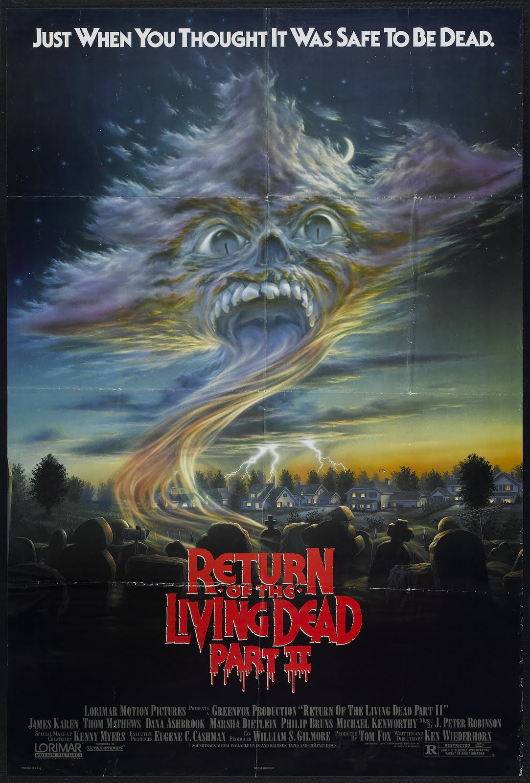 Return Of The Living Dead 2