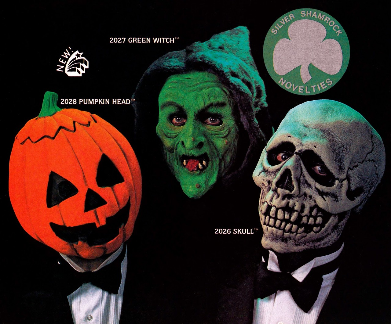 halloween-iii_season-of-the-witch_silver-shamrock-masks