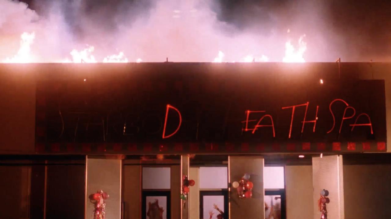 death spa inferno