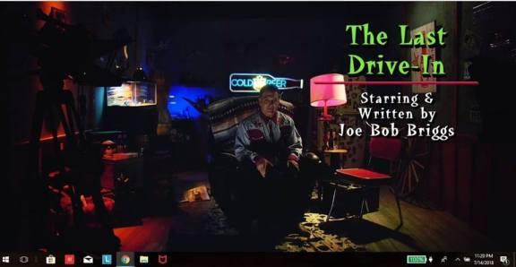last drive-in