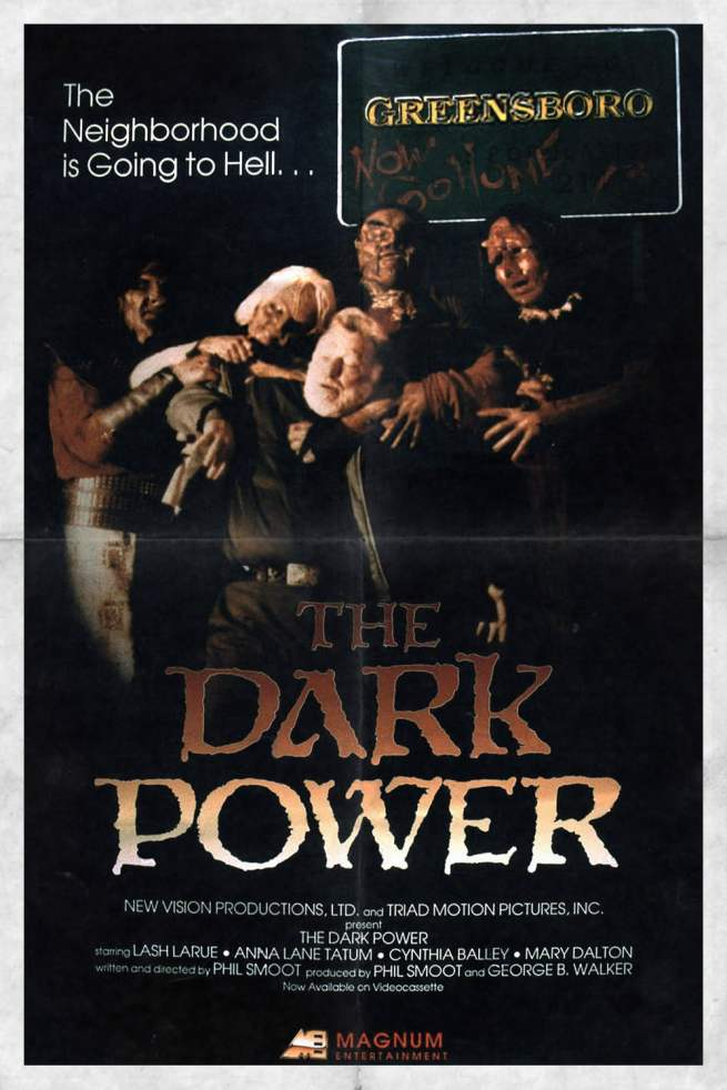 Dark Power Poster 01