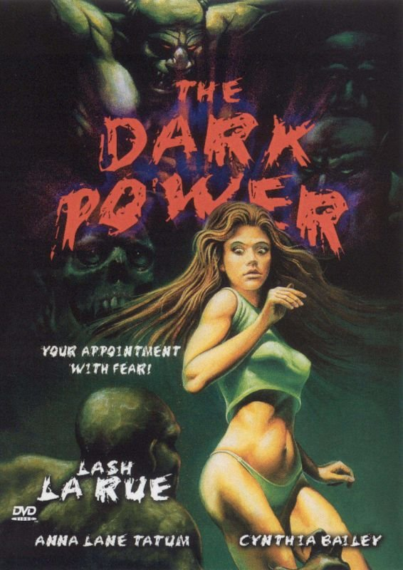 Dark Power Poster 03