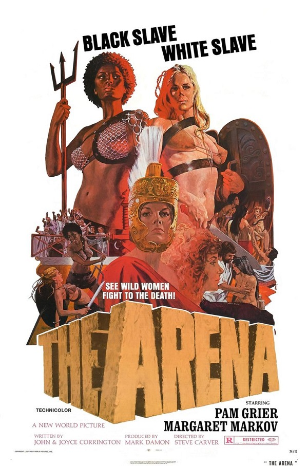 Arena poster