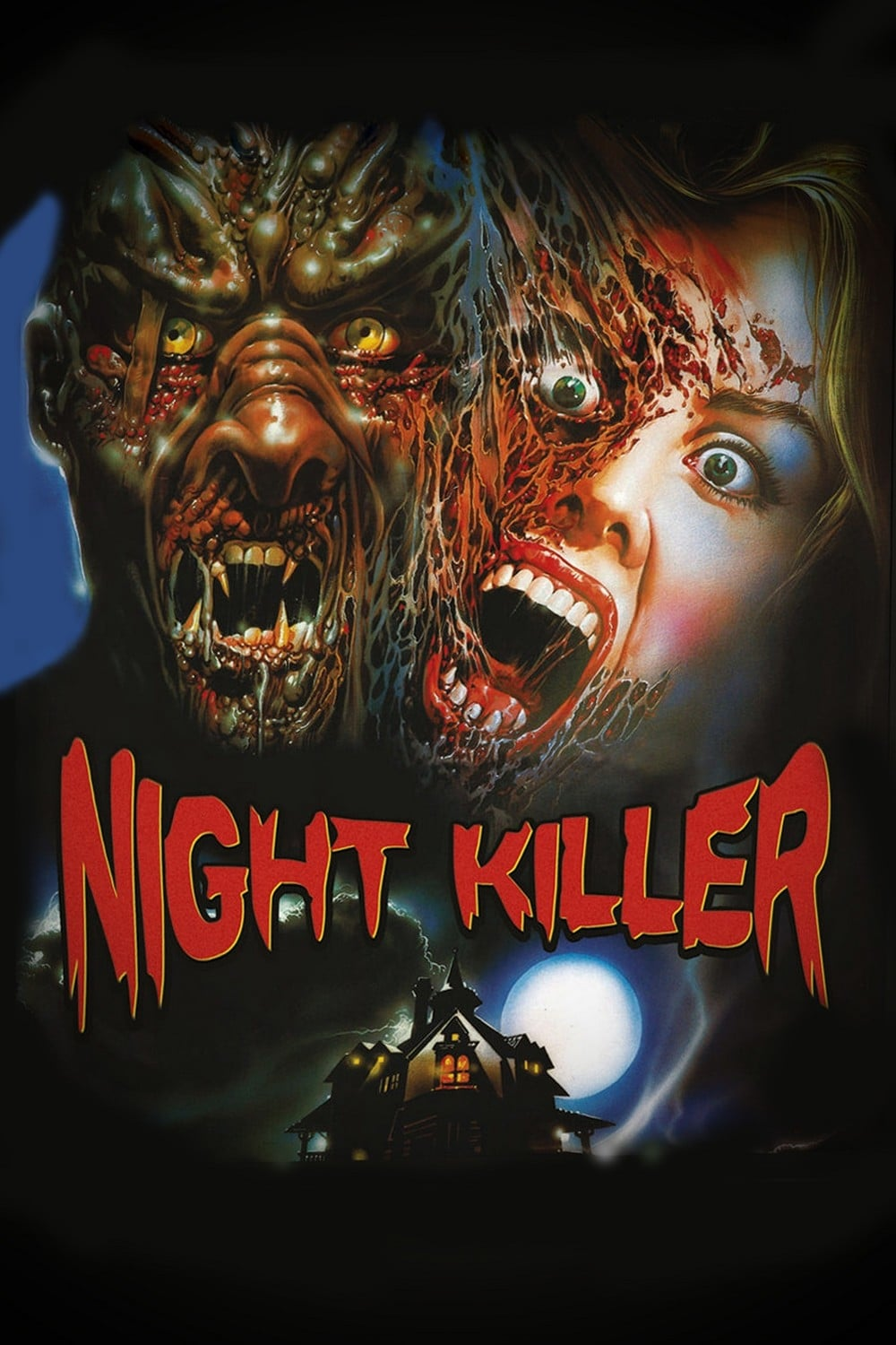 Night Killer poster